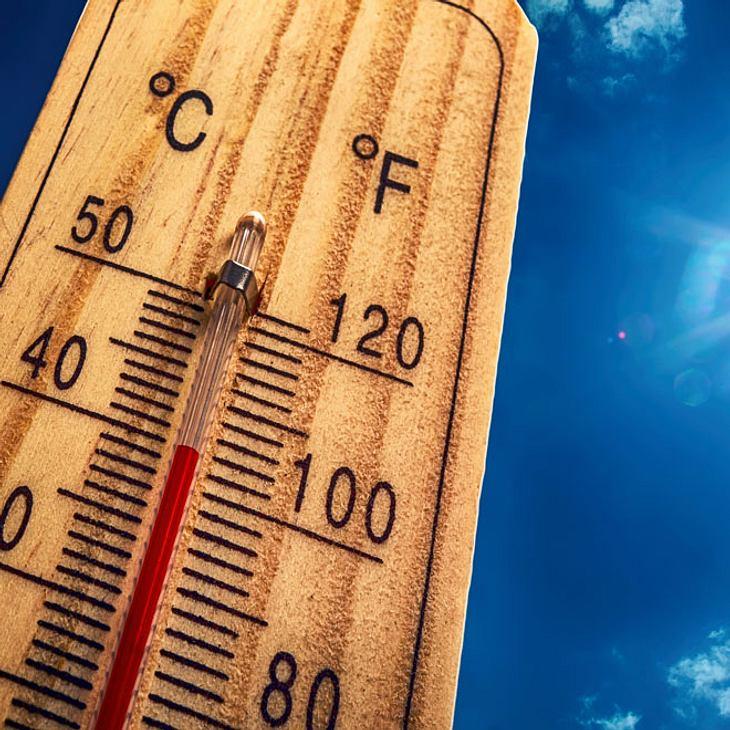 Hitze-Schock: Der Sommer schlägt mit bis zu 37 Grad jetzt richtig zu!
