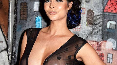 Micaela Schäfer hat Angst um ihre Brüste