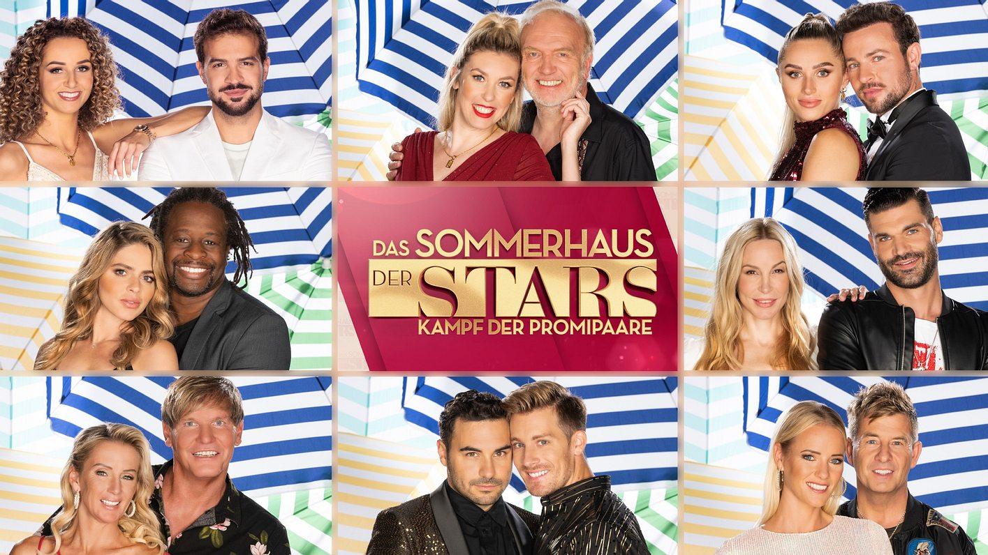 Sommerhaus der Stars 2021 Teilnehmer