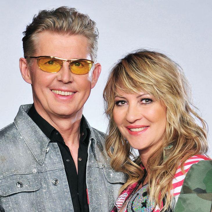 Markus Mörl und Freundin Yvonne König