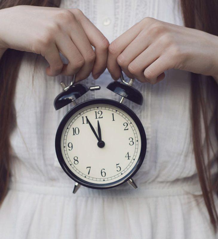 Alle Uhren auf Winterzeit