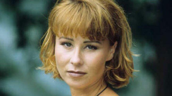 Sonja Zietlow mit dunkleren Haaren