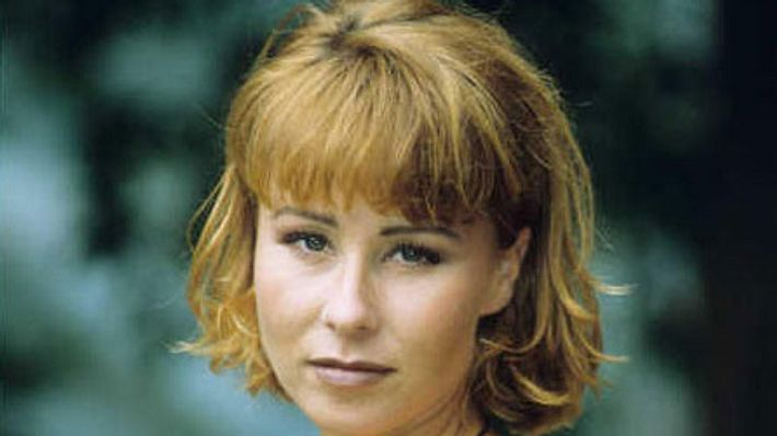 Sonja Zietlow früher mit langen Haaren