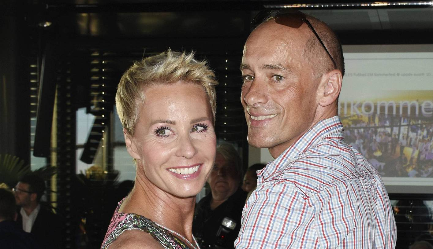 Sonja Zietlow und ihr Mann Jens Oliver Haas