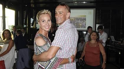 Sonja Zietlow und ihr Mann Jens Oliver Haas - Foto: Imago