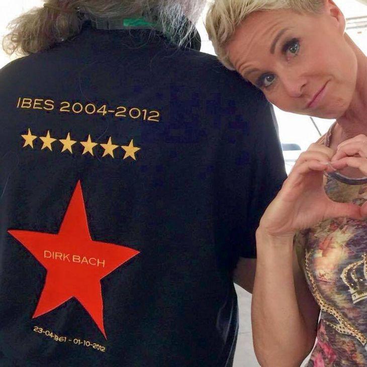 Sonja Zietlow vermisst Dirk Bach