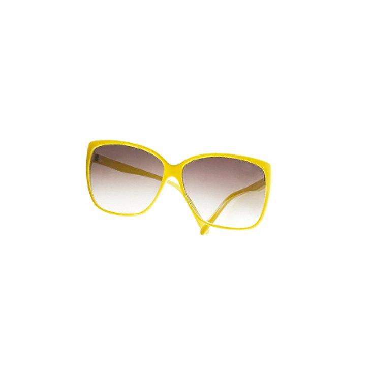 Star-Style: GelbSonnenbrille: 15 Euro, FielmannOnline-Shops für Marken-Sonnenbrillen im Vergleich