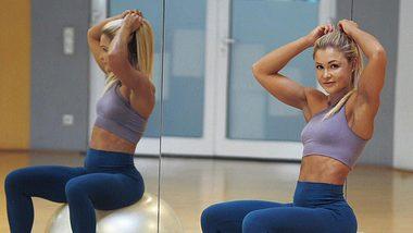 Sophia Thiel: 5 Tipps für einen flachen Bauch - Foto: Facebook/ Sophia Thiel