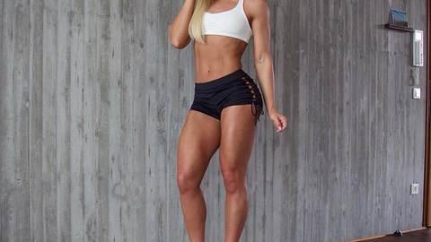10-Minuten-Workout für den Bikini-Body