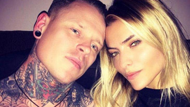 Sophia Thomallas Ex-Mann trennt sich von seinem Liebes-Tattoo