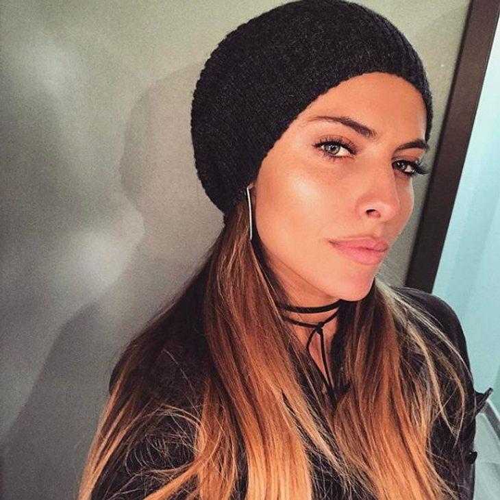 Sophia Thomalla ist als Lotto-Fee unterwegs