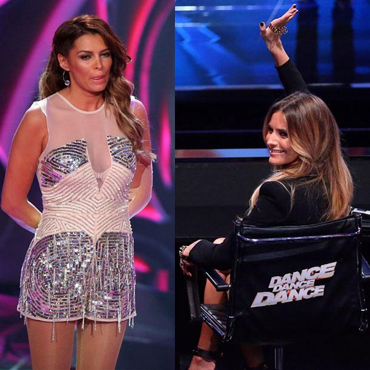 """Sophia Thomalla VS. Sabia Boulahrouz: Ist der """"Dance Dance Dance""""-Zickenkrieg eröffnet?"""