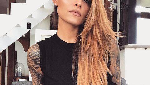 Sophia Thomallas 2. Sleeve ist fertig - Foto: Instagram/@sophiathomalla