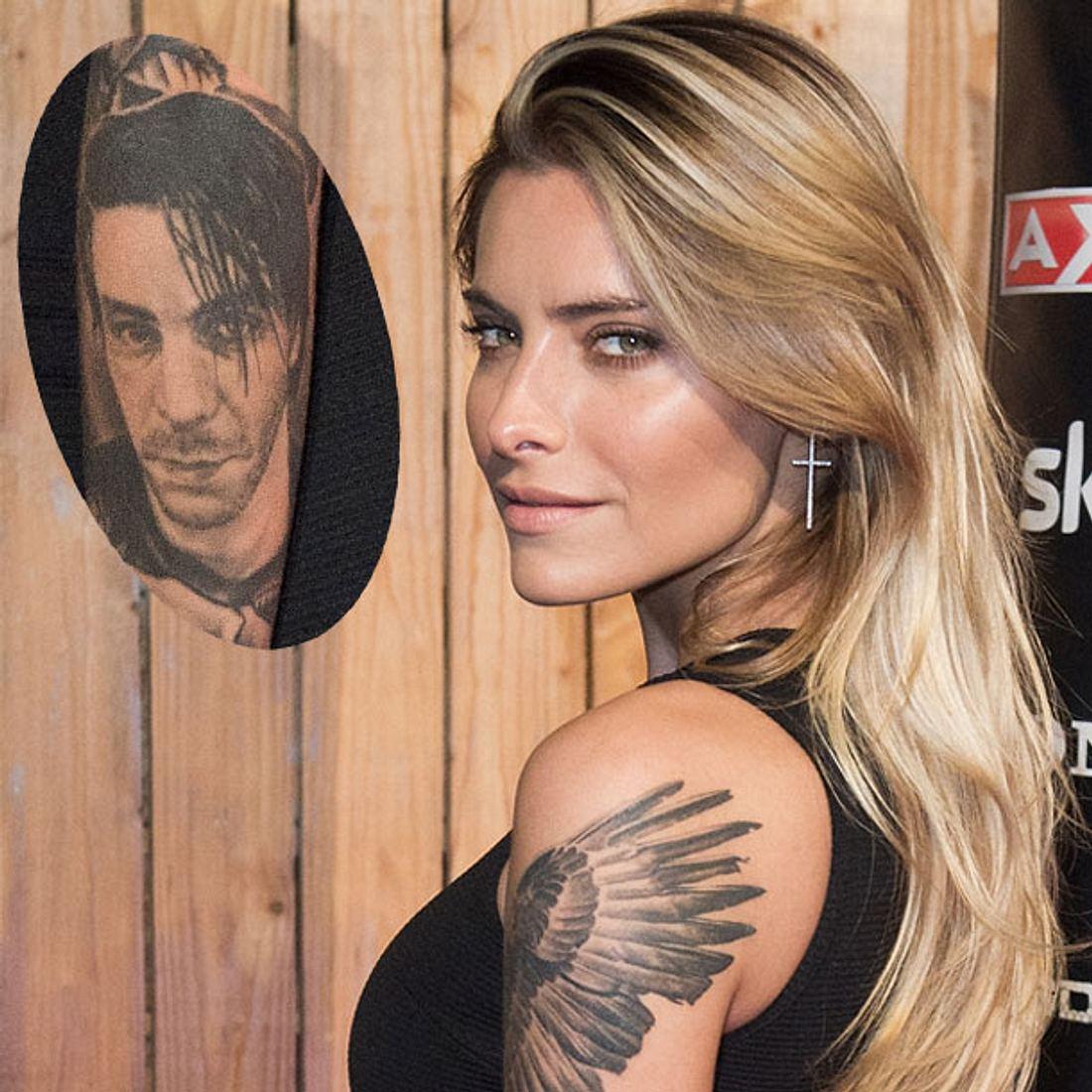 Sophia Thomalla: Bereut sie ihr Till-Tattoo nach der Trennung?