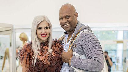 Sophia Vegas und Daniel Charlier  - Foto: TVNOW/ Andreas Friese