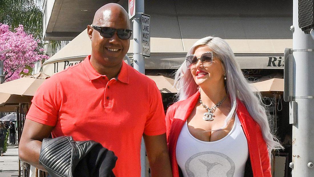 Sophia Vegas und Daniel