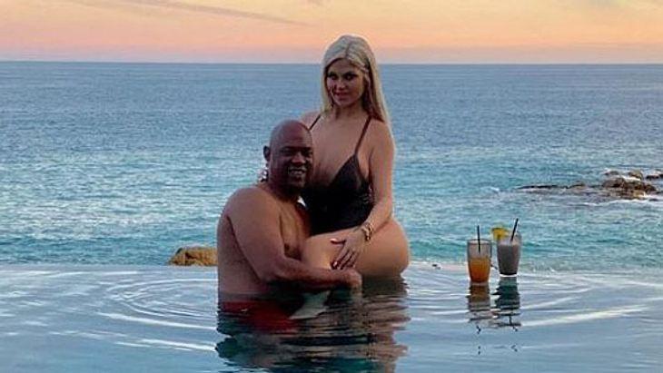 Sophia Vegas ist im Liebes-Urlaub