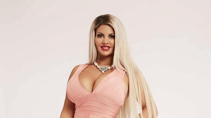 Sophia Vegas ist schwer verliebt