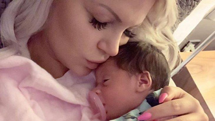 Sophia Vegas wünscht sich noch ein Baby