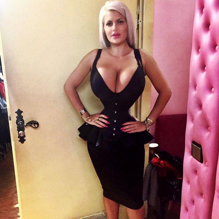 Sophia Wollersheim nimmt nur noch Säfte zu sich