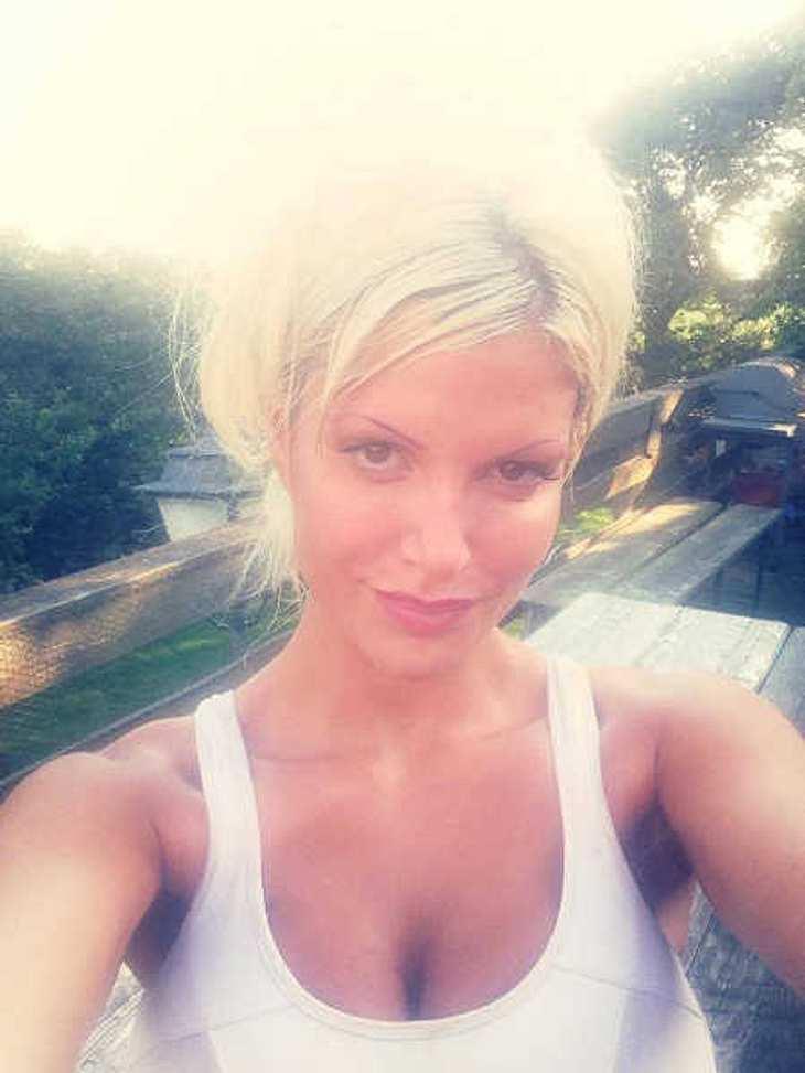Sophia Wollersheim postet Oben-Ohne-Selfie!