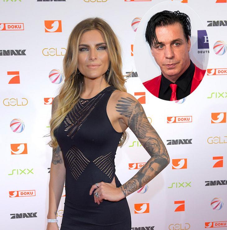 Sophia Thomalla: Sie turtelt wieder mit Till Lindemann