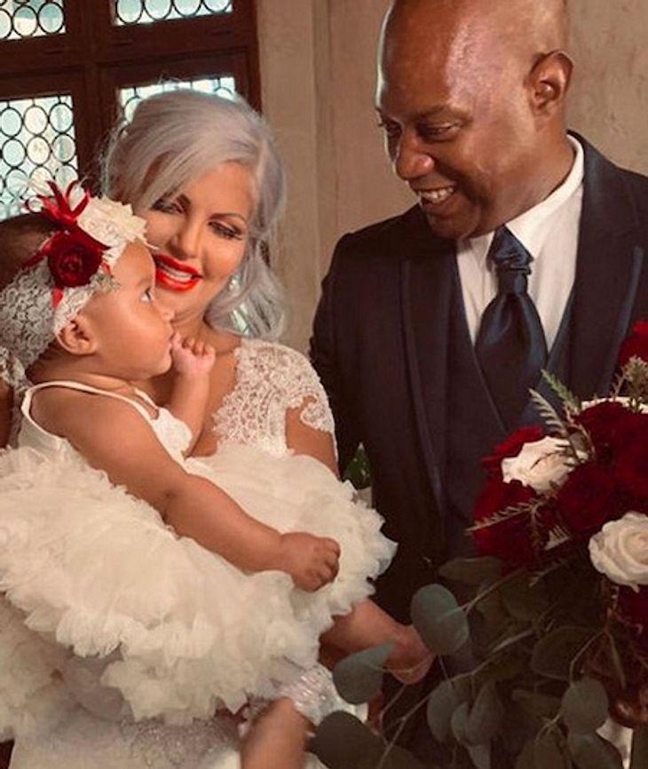 Sophia Vegas und Daniel Charlier haben geheiratet