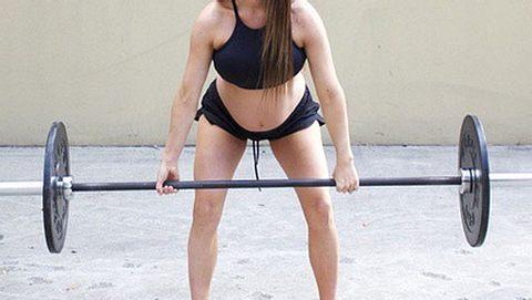 Bodybuilding-Schwangere hat Zwillinge bekommen