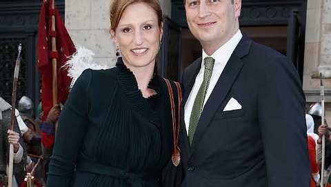 Prinzessin Sophie von Preußen und Georg Friedrich von Preußen: Das Baby ist da! - Foto: Getty Images