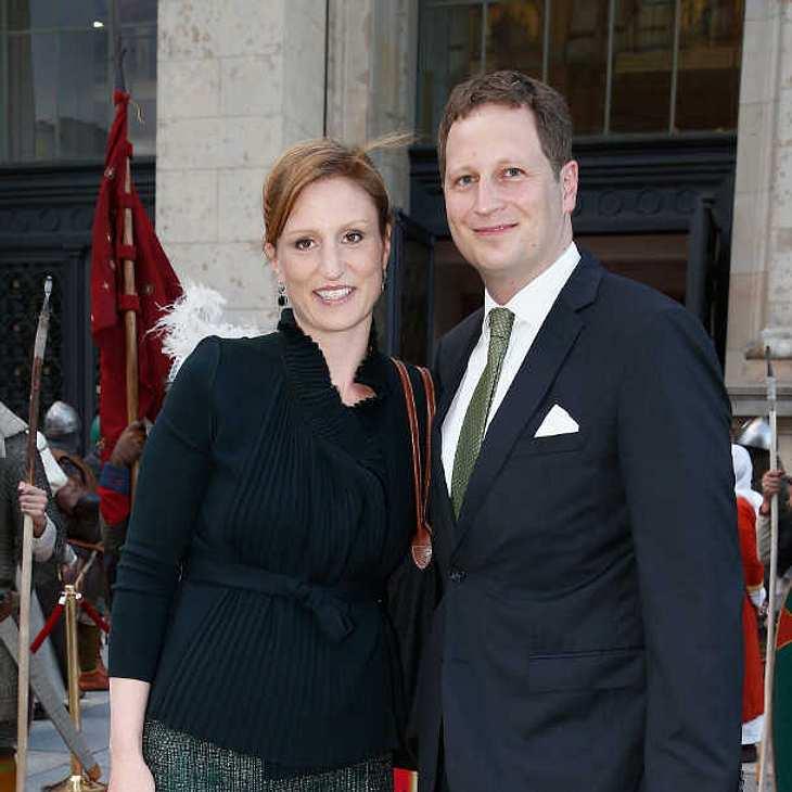 Prinzessin Sophie von Preußen und Georg Friedrich von Preußen: Das Baby ist da!