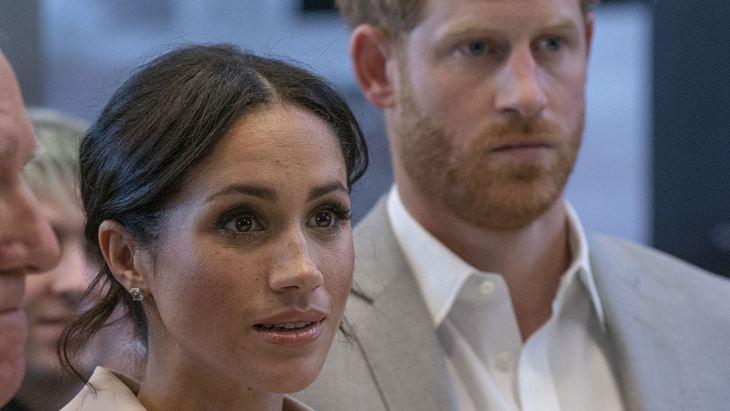 Große Sorge um das Baby von Herzogin Meghan