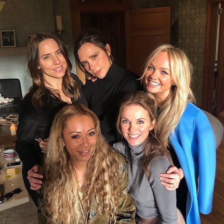 Singen die Spice Girls bei Prinz Harrys Hochzeit?