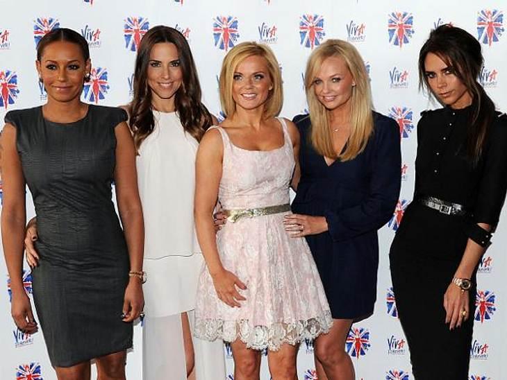 """Die """"Spice Girls"""" sind wieder zusammen"""