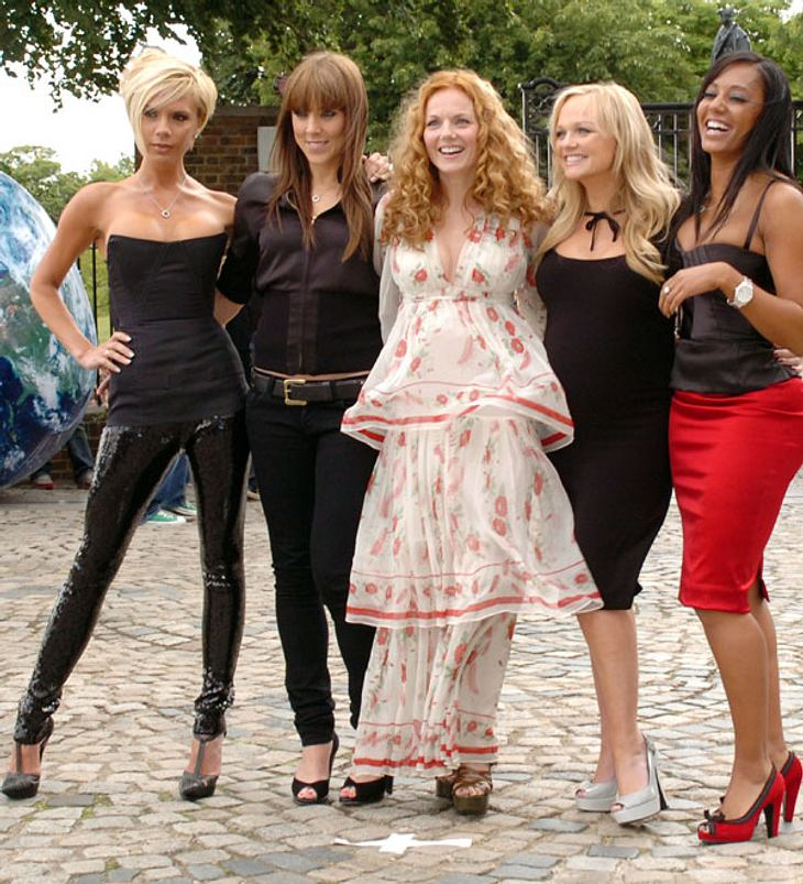 """Spice Girls"": Sensationelle Comeback-News!"