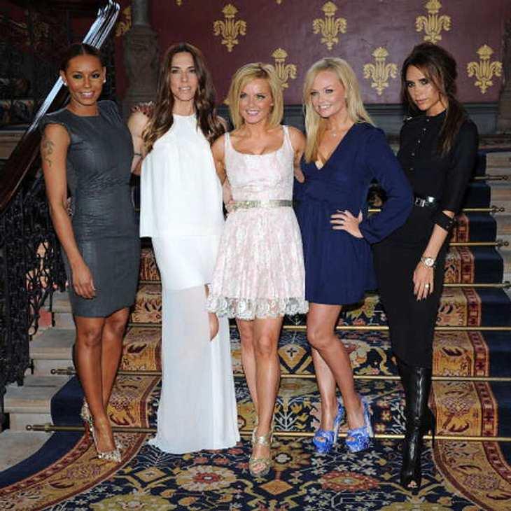 Robbie Williams Sex Spice Girls