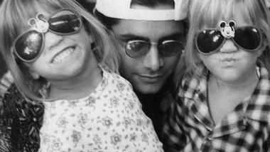 John Stamos und die Olsen-Twins - Foto: Instagram / John Stamos