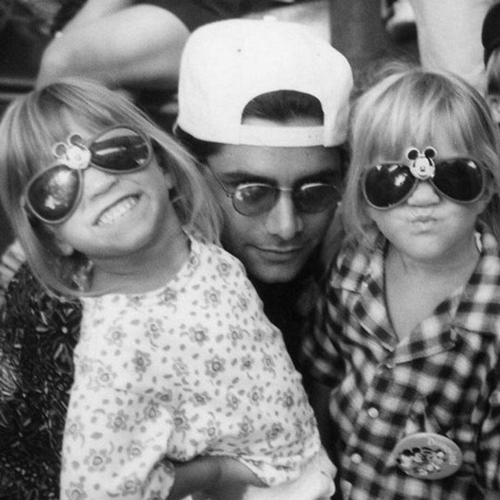 John Stamos und die Olsen-Twins