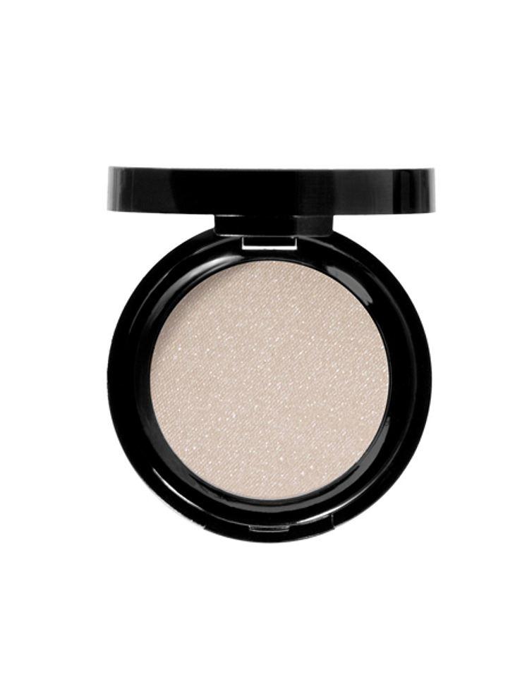 """Star-Make-up nachschminken: So einfach geht's!,Augenöffner: Als Highlighter eignet sich dieser Lidschatten in Champagner. Der dezente Pearl-Effekt lässt die Augen strahlen. Im inneren Augenwinkel auftragen.(Lidschatten """"Pastel Eye Shad"""