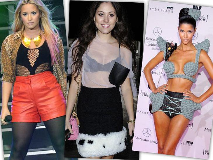 Star-Style: Die größten Fashion-Fiaskos im JuliDie Stars zeigen gerne, was sie haben, und dass sie sich einfach alles kaufen können. Das diese Klamotten aber nicht gleich prädestiniert für den neusten Style sind, liegt auf der Hand. Kein Gr