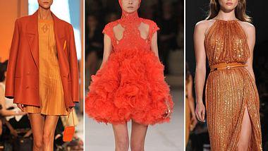 Star-Style: Herbstliches Orange - Bild 1 - Foto: GettyImages