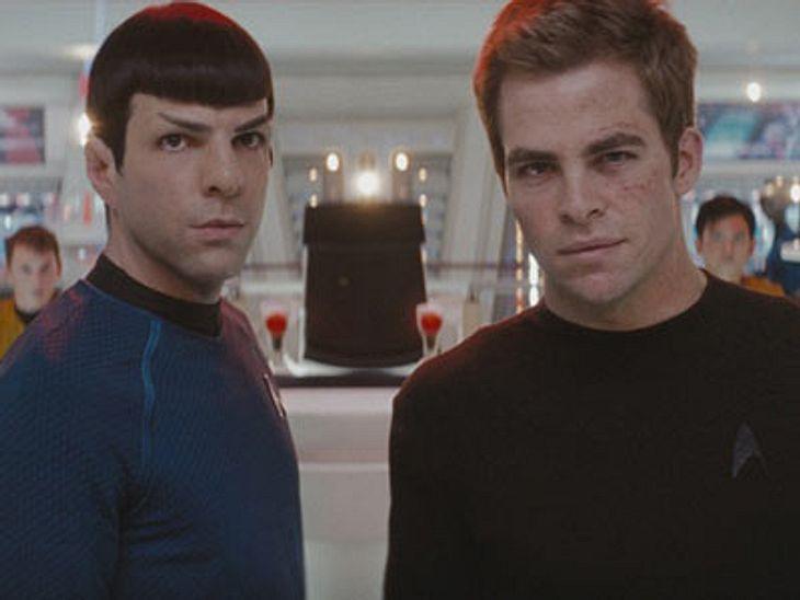"""Die TV-Highlights im Herbst Film: Star Trek-DaySonntag, 25.9.ab 8 .40 UhrProSiebenBeam me up, Scotty! Der große """"Star Trek""""-Day:Neben ausgewählten Highlights der Star Trek-Reihe (u.a. """"Star Trek  Der Film"""") zeigt der Sen"""