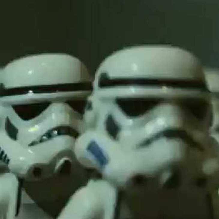 Star Wars: Trailer aus Lego nachgestellt!