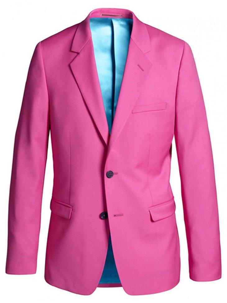 """Stars tragen """"Versace for H&M"""": Mark Ronson,Sakko, um 130 Euro.Hier geht es zur gesamten Kollektion """"Versace für H&M"""""""