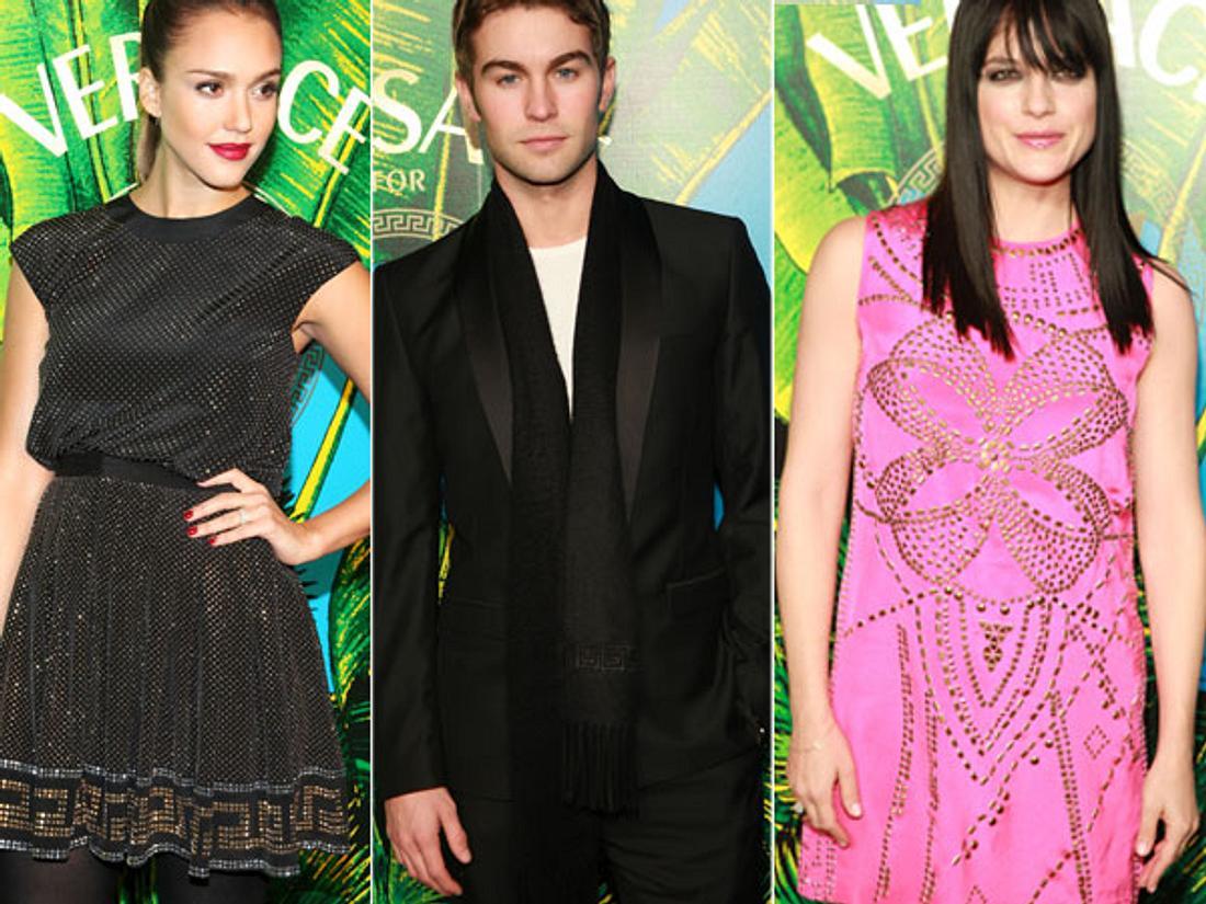 Stars tragen Versace for H&M - Bild 1
