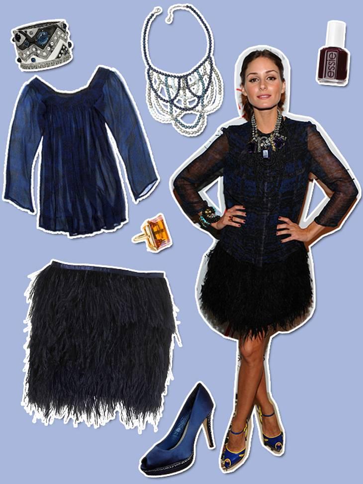 Der Star-Style von Olivia Palermo