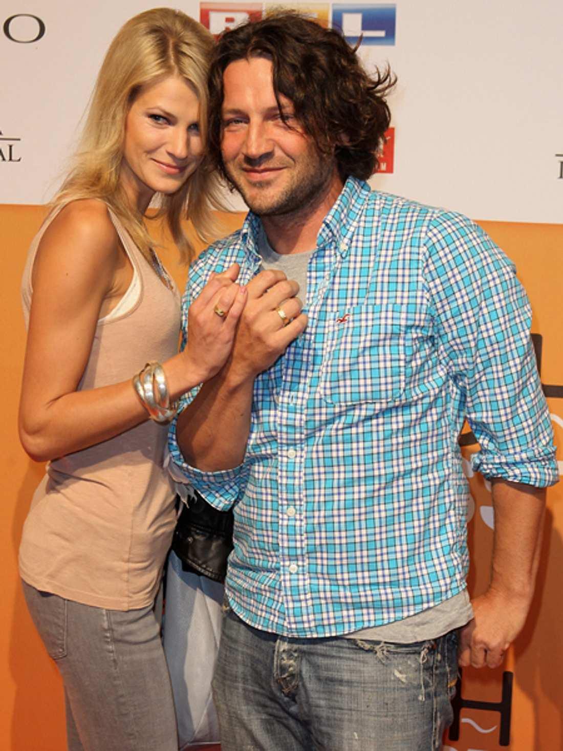 Stefan Franz und seine Frau Anja