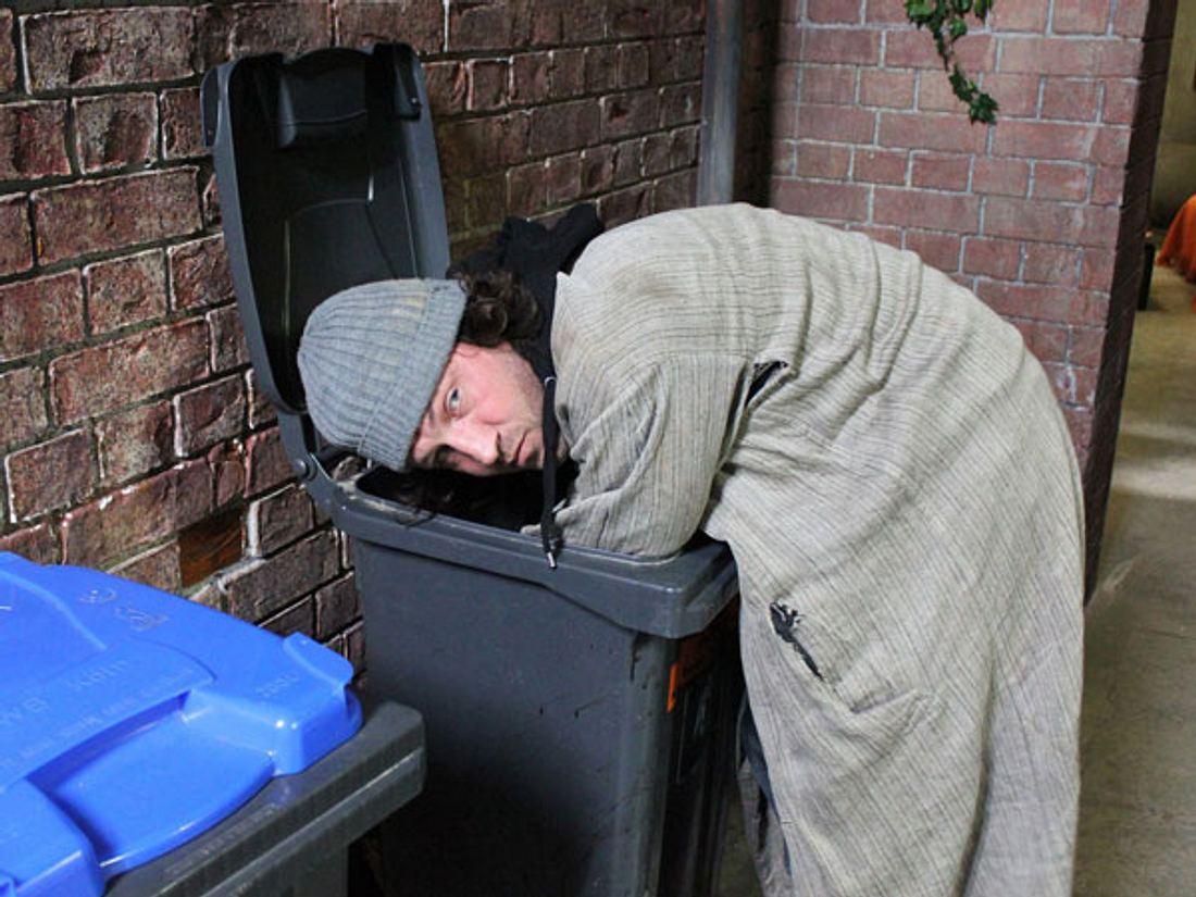 """Stefan Franz kehrt als Obdachloser zu """"Unter uns"""" zurück"""