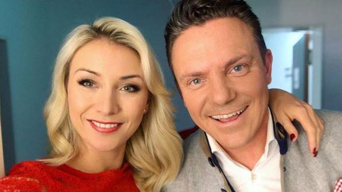Stefan Mross und Freundin Anna-Carina