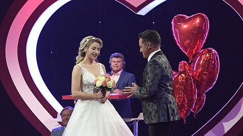 Süße Verkündung nach der TV-Hochzeit!