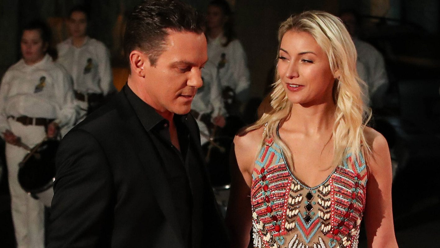 Stefan Mross und Anna-Carina